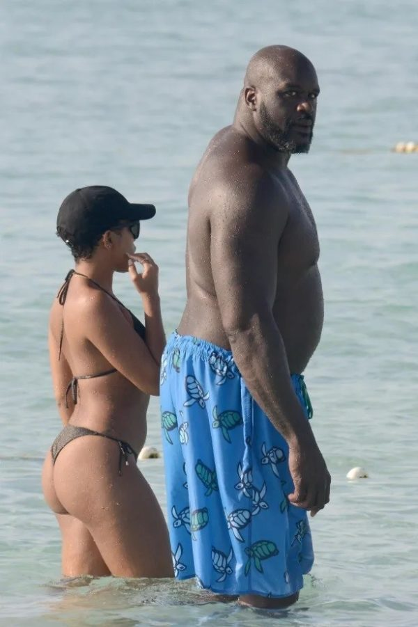 Shaquille Oneal Nackt