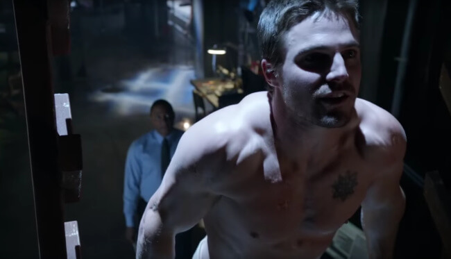 Stephen Amell Naked foto 2