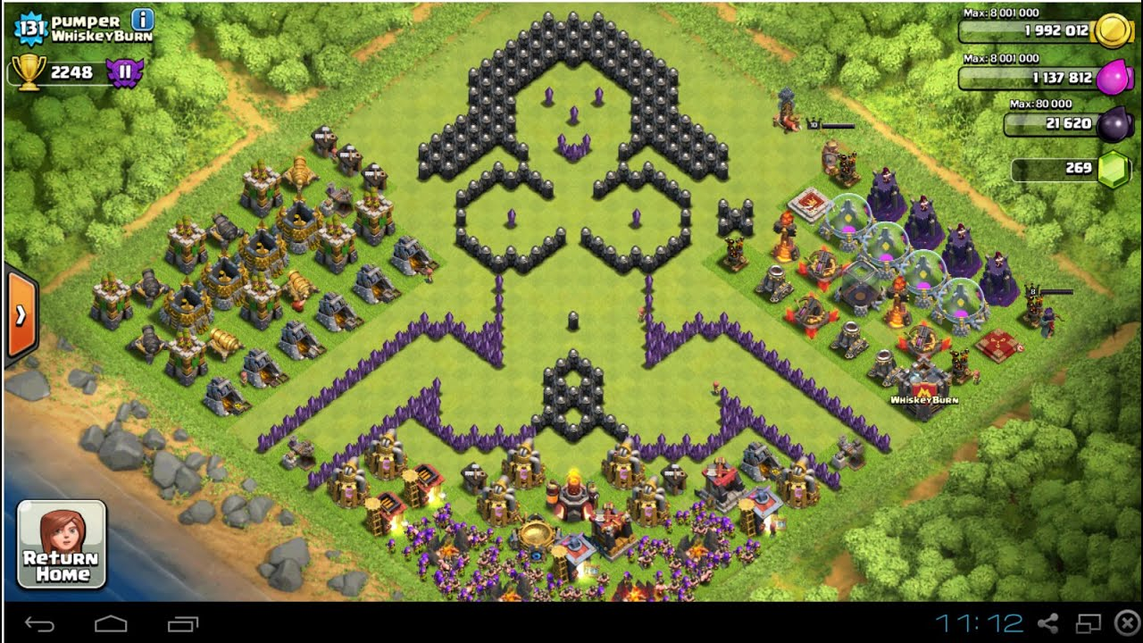 Clash Of Clans Nackt foto 1