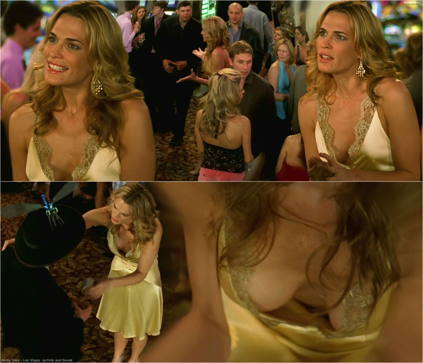Molly Sims / Nude foto 1