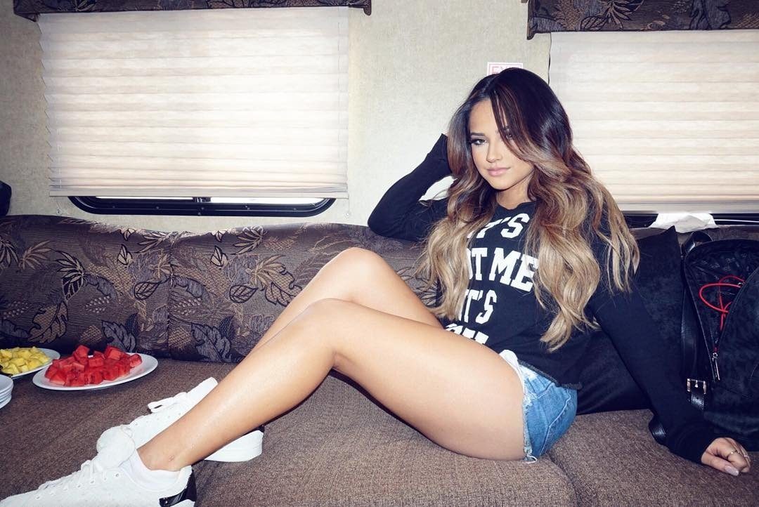 Becky G Nudes foto 4