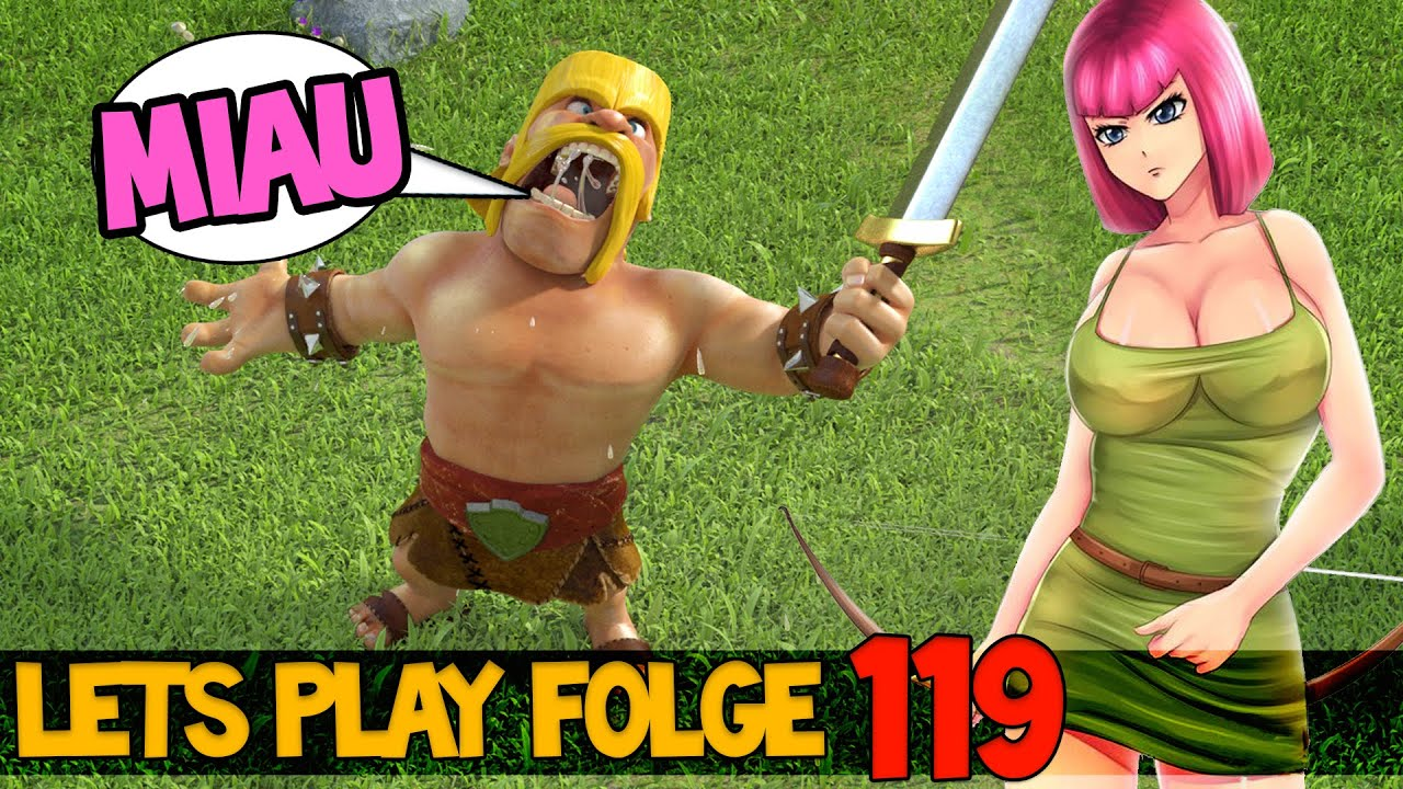 Clash Of Clans Nackt foto 2