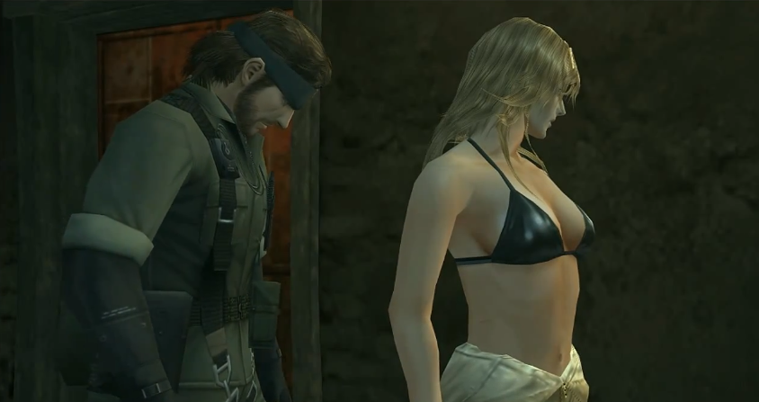Mgs V Quiet Nude Mod foto 1